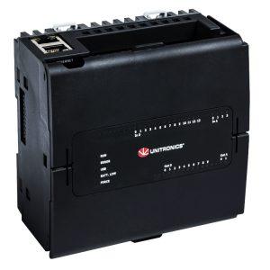 UniStream-PLC-controller-by-Unitronics-side-view