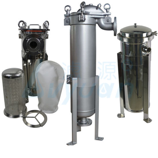 Water-Filter-Cartridge-Housing-Industrial-Juice-Filter-Stainless-Steel-304-316-316L-for-Food-and-Beverage-Filtration